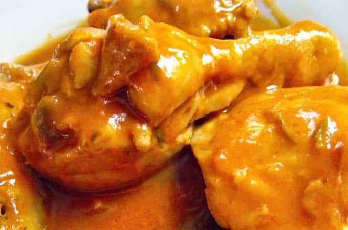 pollo a la cacerola